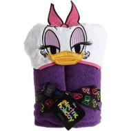 Disney Daisy Duck Hooded Bath Towel