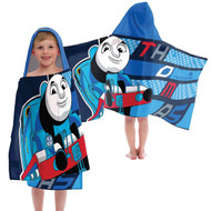 Thomas The Tank Engine 'Color Block' Hooded Towel