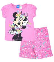 Minnie Mouse 'I Heart Minnie' 2-Piece Shorts Set