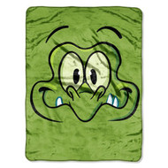 Disney Where's My Water? 'Big Face Swampy' Micro-Raschel Throw