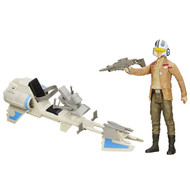 """Star Wars: The Force Awakens 12"""" Speeder Bike"""