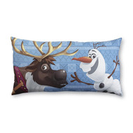 "Disney Frozen ""Olaf & Sven"" Body Pillow"