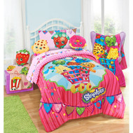 Shopkins Cart Twin/Full Comforter