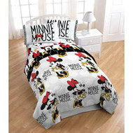 Minnie Mouse Twin Bed-in-a-Bag Set
