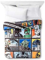 Star Wars 'Classic Grid' Full Size Comforter