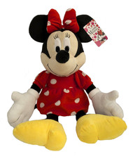 Disney Minnie Mouse Red Pillow Buddy