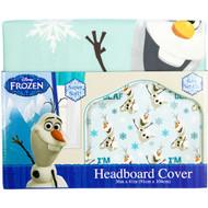 Disney Frozen Olaf Headboard Cover