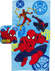 Spiderman 2-Piece Bath Set