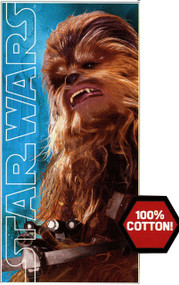 Star Wars Chewbacca Beach Towel