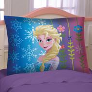 Disney Frozen 'Spring Blooms' Reversible Pillowcase