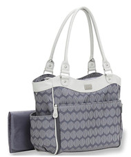 Carter's Convertible Tote Diaper Bag - Grey