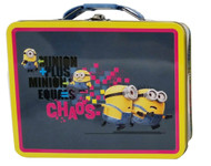 Despicable Me Minion 'Chaos' Tin Box