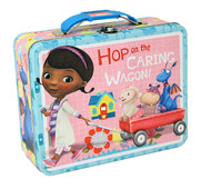 Doc McStuffins 'Hop on the Caring Wagon' Tin Box