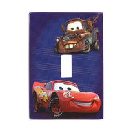 Disney/Pixar Cars 'Blue' Wall Plate