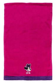 Minnie Mouse 'Diva' Tip Towel