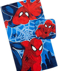 Spider-Man 2-Piece Bath Set