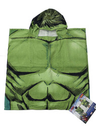 Marvel Avengers 'Hulk' Hooded Poncho