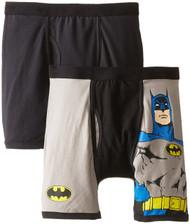 Batman Boys 2-Pack Boxer Briefs