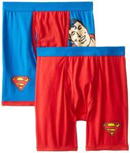 Superman Boys 2-Pack Boxer Briefs