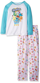 Shopkins Heroes 2-Piece Pajama Set