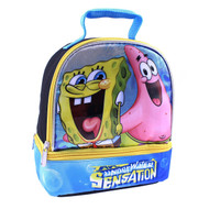SpongeBob Squarepants Dual Lunch Bag
