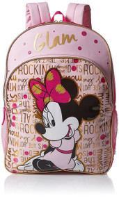 Minnie Mouse Glam Backpack