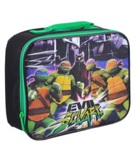 """TMNT """"Evil Beware"""" Insulated Lunch Box"""