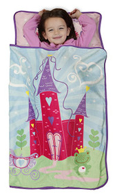 Princess Toddler All-in-One Nap Mat