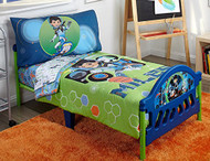 Disney Miles From Tomorrowland 4-Piece Toddler Bedding Set