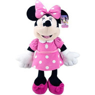 Disney Classic Minnie Pillow Buddy - Pink