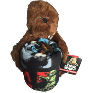 Star Wars 'Chewie Heroics' Character and Throw Set