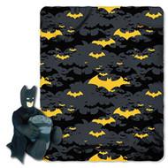 Batman 'Black Knight' Character and Throw Set