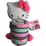 Hello Kitty 'Cheerful Kitties' Character and Throw Set