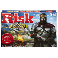 Risk EUROPE: The Enhanced Game of Medieval Conquest