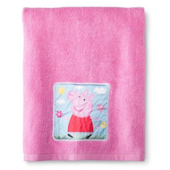 Peppa Pig Bath Towel