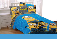 Despicable Me '1 in a Minion' Full Size Sheet Set