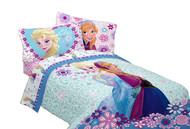 Disney Frozen 'Warm Heart' Twin/Full Comforter