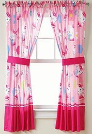 Hello Kitty 'How Sweet It Is' Window Panels