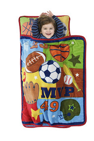 MVP Sports Toddler All-in-One Nap Mat