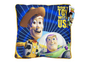 "Disney Toy Story ""Don't Toy with Us"" Decorative Pillow"
