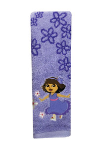"Dora The Explorer ""Picnic"" Hand Towel"