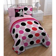 Glee Quinn 4-Piece Full Bedding Sheet Set