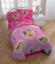 Princess Rotary Twin Comforter
