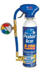 R134A Polar Ice Freon and Leak