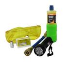 Compact UV Flashlight Kit