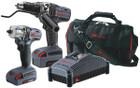 20V 6 Pc Drill Combo Kit