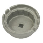 K Tool 73630 Toyota & Lexus Oil Filter Wrench with Slots