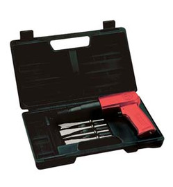 Air Hammer Kit with Chisels