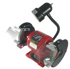 """6"""" Bench Grinder with Light"""
