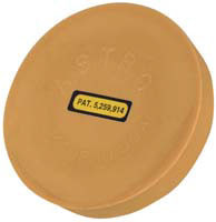 Pinestipe Eraser and Adheasive